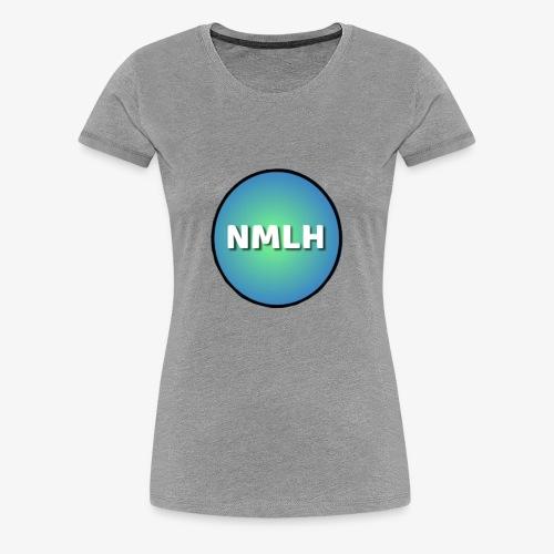 NMLH Merch - Dame premium T-shirt