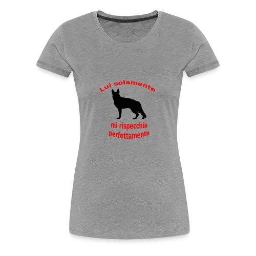 Pastore Tedesco - Maglietta Premium da donna