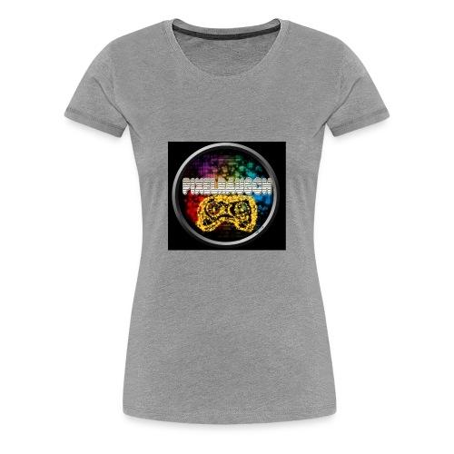 Pixelrausch Fanartikel - Frauen Premium T-Shirt