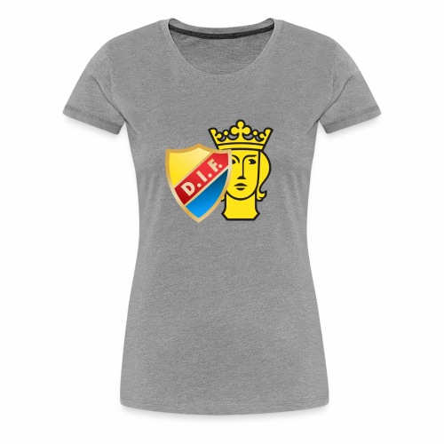 st erik dif - Premium-T-shirt dam