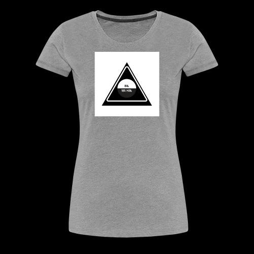 BKMusik - Frauen Premium T-Shirt