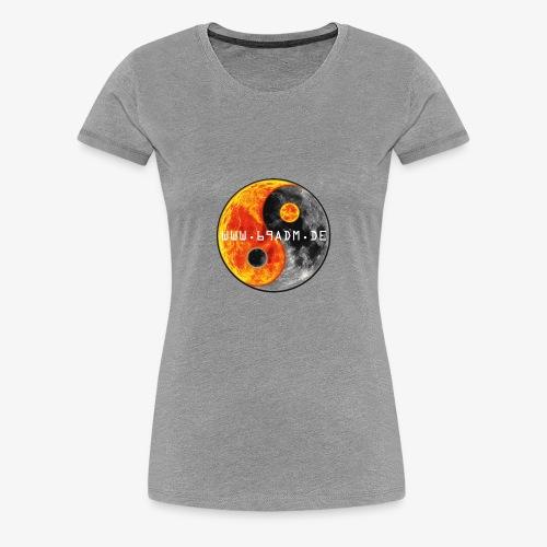 www.69adm.de - Frauen Premium T-Shirt