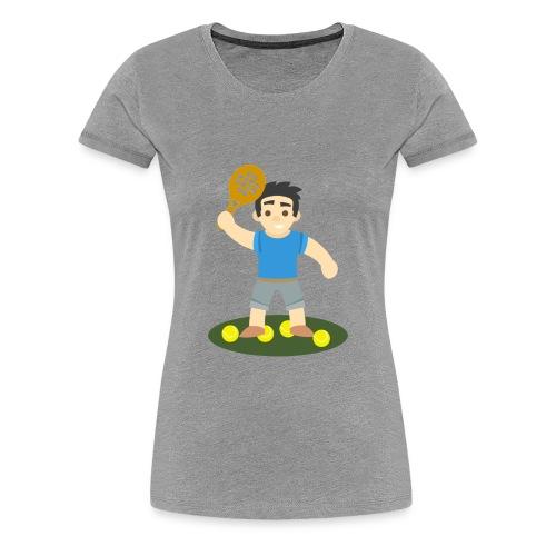 Camiseta Padel Hombre - Camiseta premium mujer