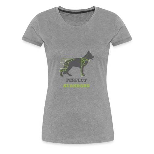 - PerfectStandard - - Camiseta premium mujer