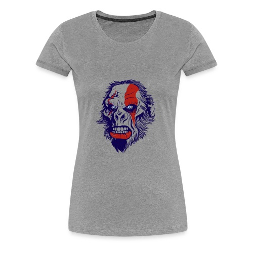 Kratos - Dame premium T-shirt