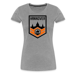 Mission Day Hannover - Frauen Premium T-Shirt