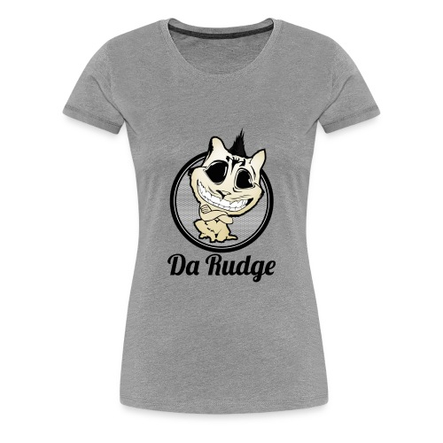 Fan based shop Darudge - Vrouwen Premium T-shirt