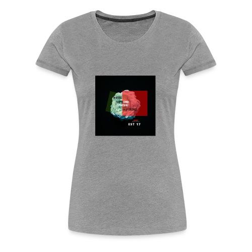 kiss adc - Camiseta premium mujer