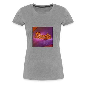 T-shirts BRADJE - Vrouwen Premium T-shirt
