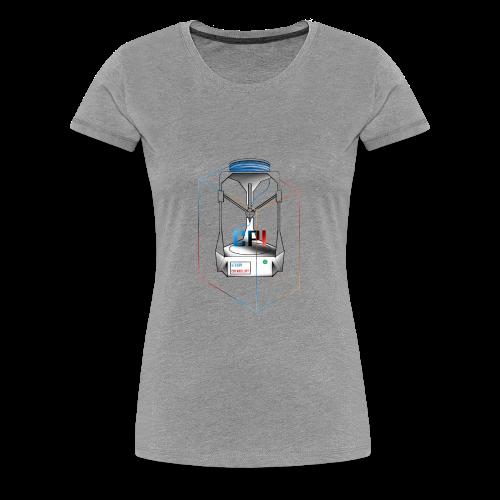 New Logo CPI - T-shirt Premium Femme