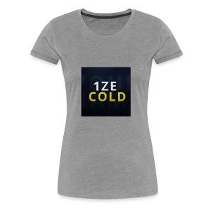Merch Logo - Frauen Premium T-Shirt