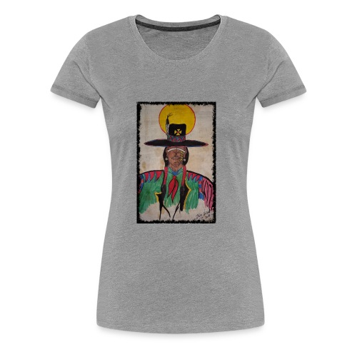 Indian doctor - T-shirt Premium Femme