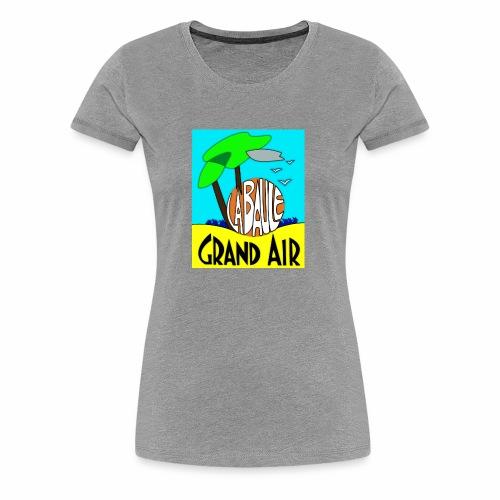 Grand-Air - T-shirt Premium Femme