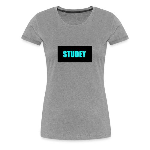 STUDEY - T-shirt Premium Femme
