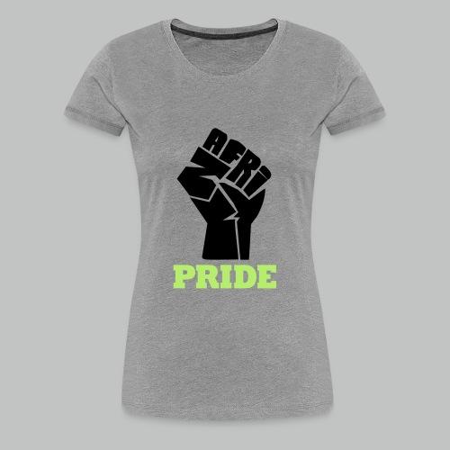 nafri fist - pride - Frauen Premium T-Shirt