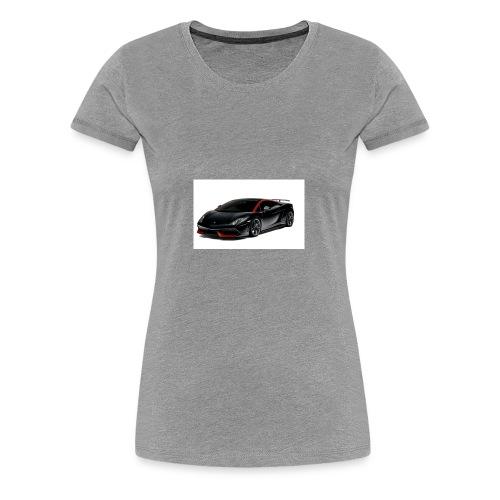 Ahmed Hassan - Women's Premium T-Shirt