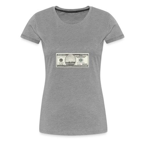 s6 dollar - Premium-T-shirt dam