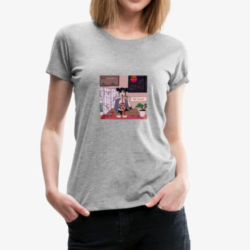Head loss - Women's Premium T-Shirt