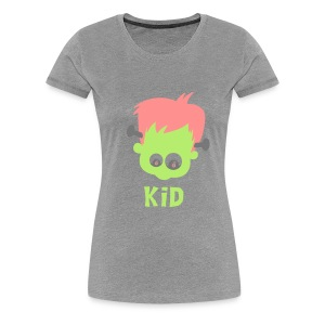 Frankenstein kid - Women's Premium T-Shirt