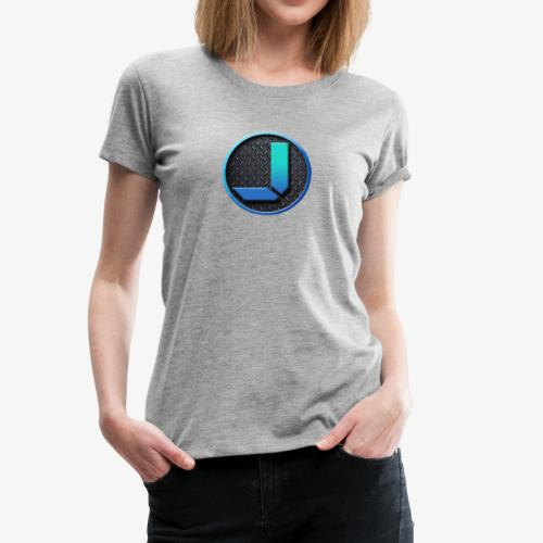 Jamie Sanden's logo - Premium-T-shirt dam
