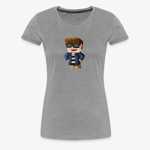 Mr Avatar - Women's Premium T-Shirt