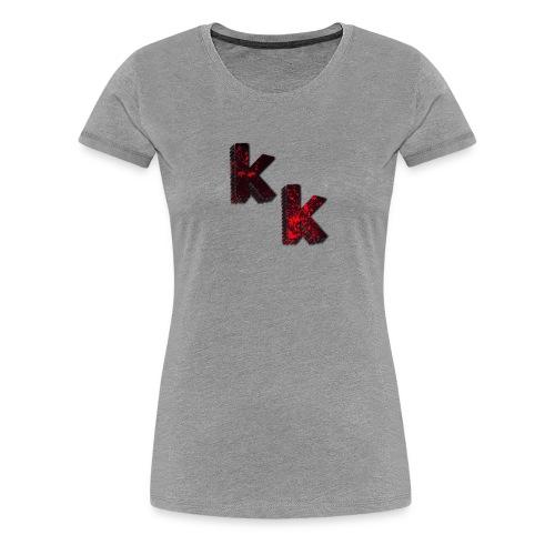 Kool Kimo Merch - Women's Premium T-Shirt