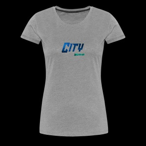 CityRP   Logo - Frauen Premium T-Shirt