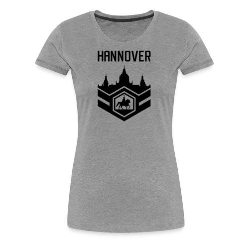 Mission Day Hannover randlos - Frauen Premium T-Shirt