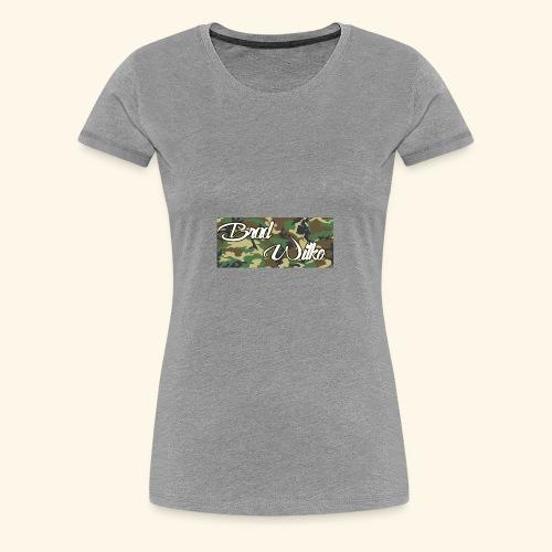 LOGO20000 - Women's Premium T-Shirt