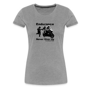 Race24 Push In Design - Women's Premium T-Shirt
