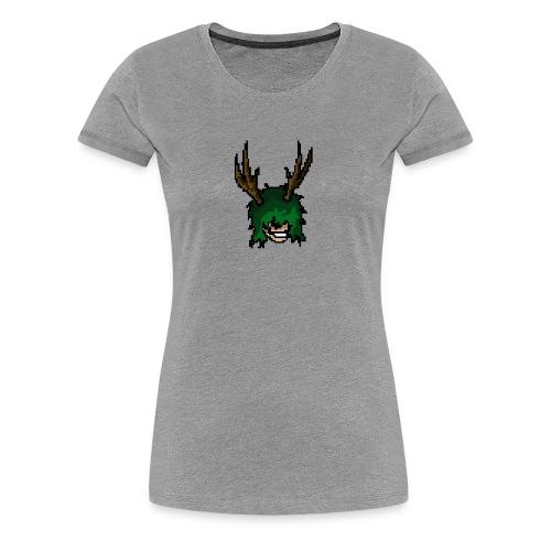 Pixelart Perdita - Frauen Premium T-Shirt