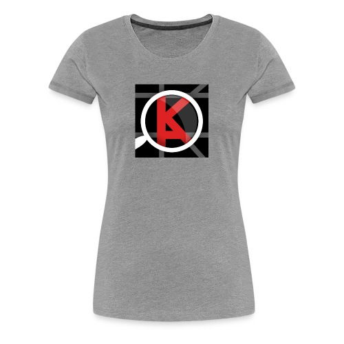 KiezApp Fan - Frauen Premium T-Shirt