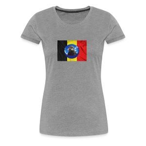 TSHIRTDESARDENNES - T-shirt Premium Femme
