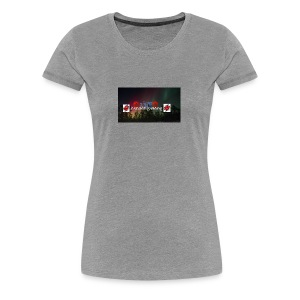 hannes gaming pet - Vrouwen Premium T-shirt