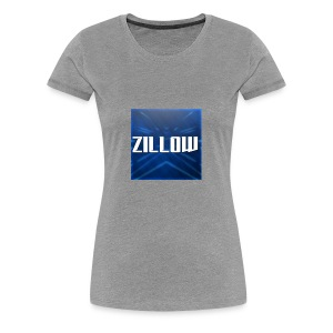 Zillow Logo - Women's Premium T-Shirt