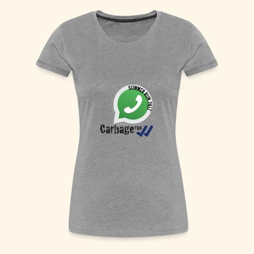 carbagerungroepkleding - Vrouwen Premium T-shirt