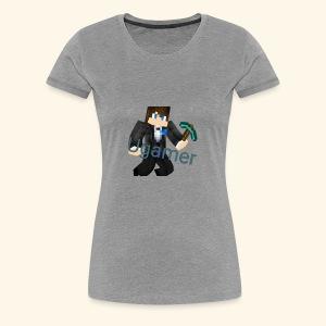 Naam+mc - Vrouwen Premium T-shirt