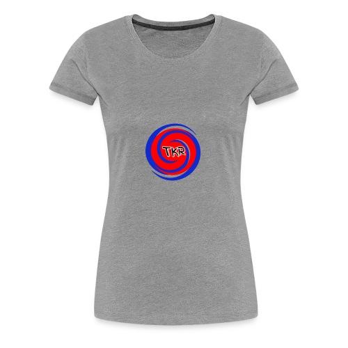 Thbklanreece Fan Logo - Women's Premium T-Shirt