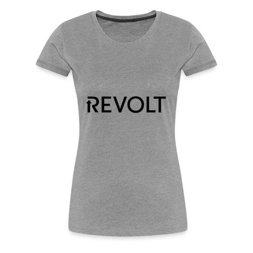 Revolt - Frauen Premium T-Shirt