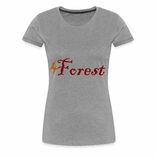 4Forest - Frauen Premium T-Shirt
