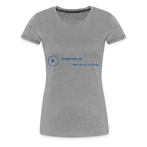 Der Kleine - Frauen Premium T-Shirt