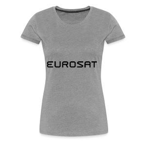 Eurosat - Frauen Premium T-Shirt