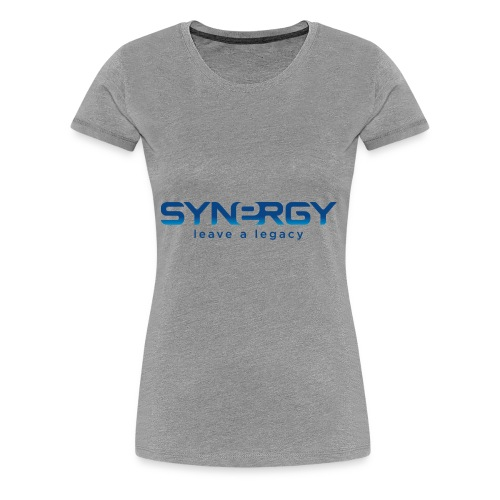 synergylogo - Camiseta premium mujer