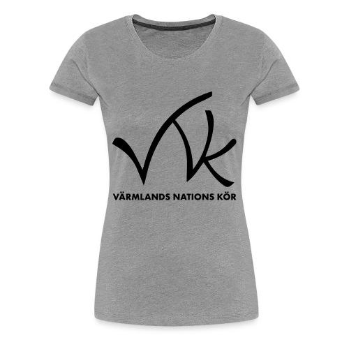 VNK_korist - Premium-T-shirt dam