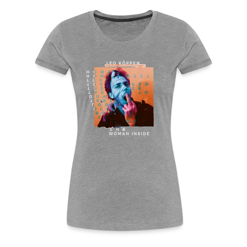 SHIRT4 - Frauen Premium T-Shirt
