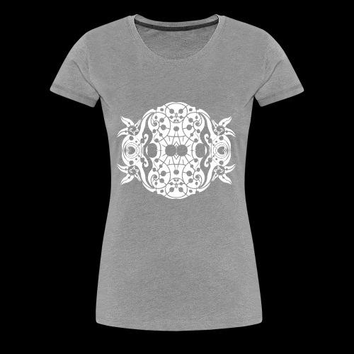 LANTERNE 3 BLANC - T-shirt Premium Femme