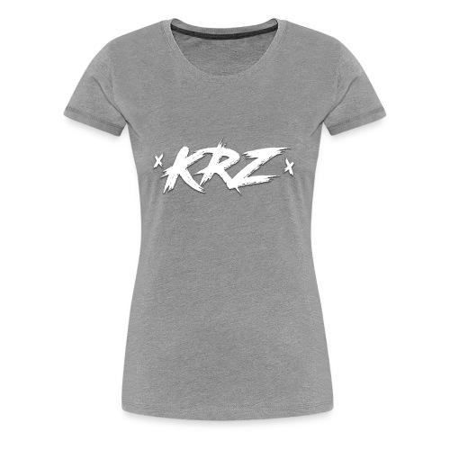 KRZ - Frauen Premium T-Shirt