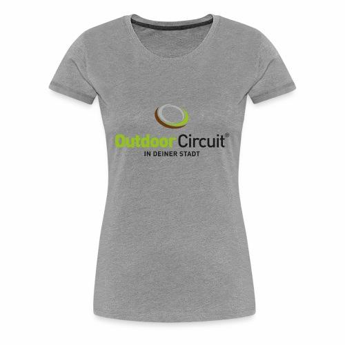 OC In Deiner Stadt - Frauen Premium T-Shirt