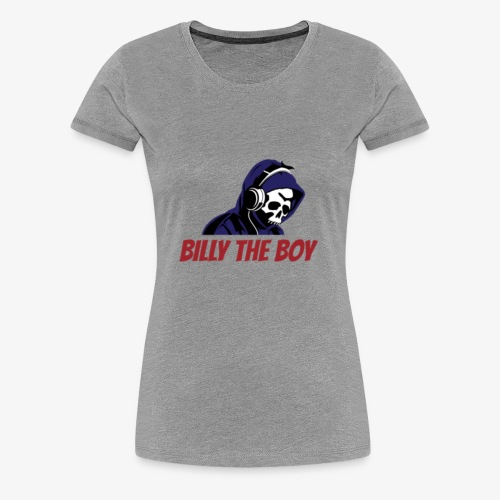 BillyTheBoy - Women's Premium T-Shirt