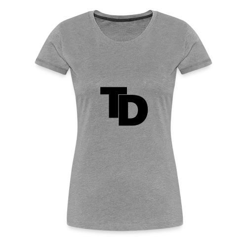 Topdown - premium shirt - Vrouwen Premium T-shirt
